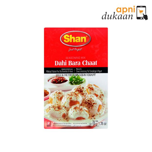 Shan Dahi Bara Chat 50g