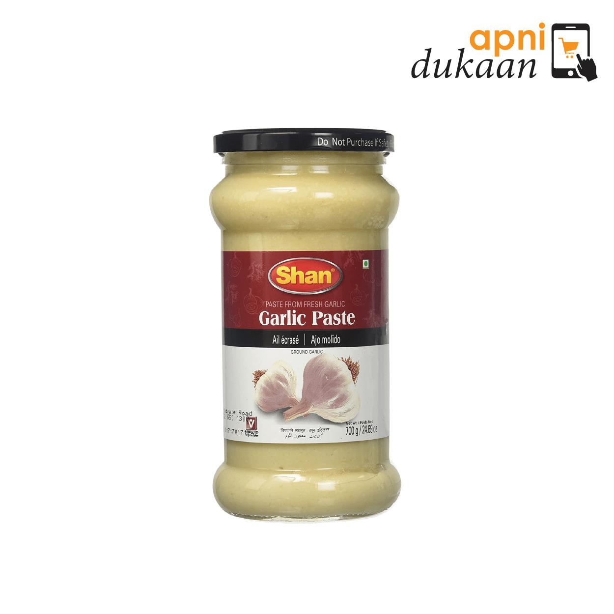 Shan Garlic Paste 700g