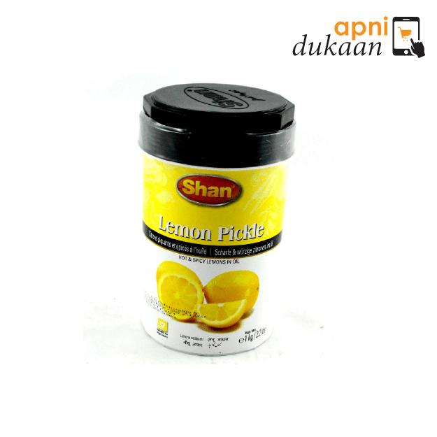 Shan Lemon Pickle 1kg