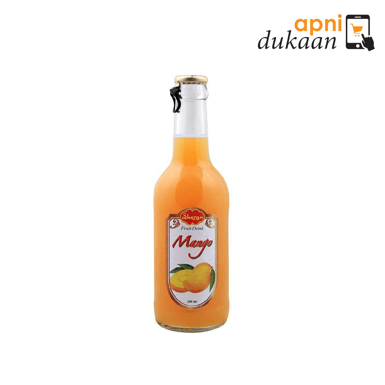 Shezan Fruit Drink – Mango 6 x 300ml