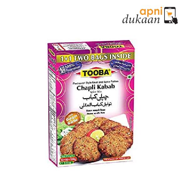 Tooba Chapli Kabab Mix 100gm
