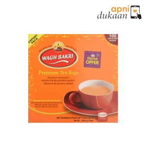Wagh Bakri Masala Tea 100 bags