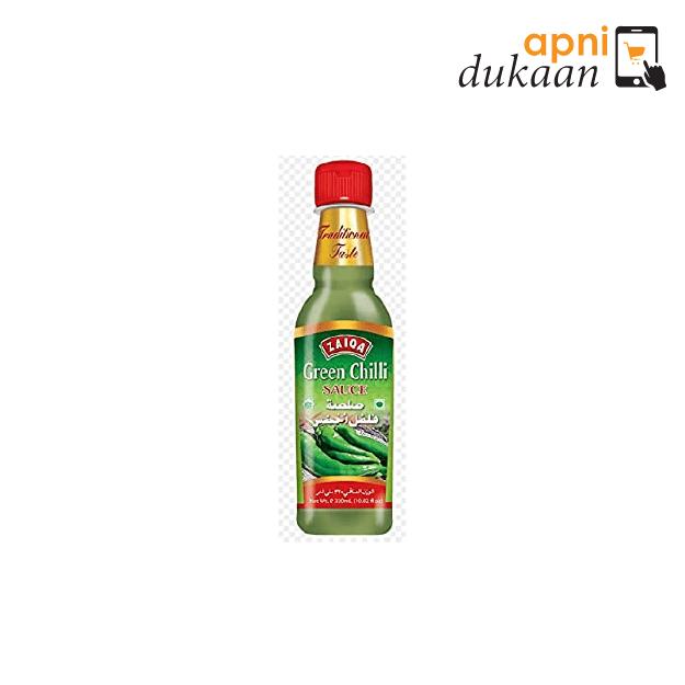 Zaiqa Green Chilli Sauce 330G