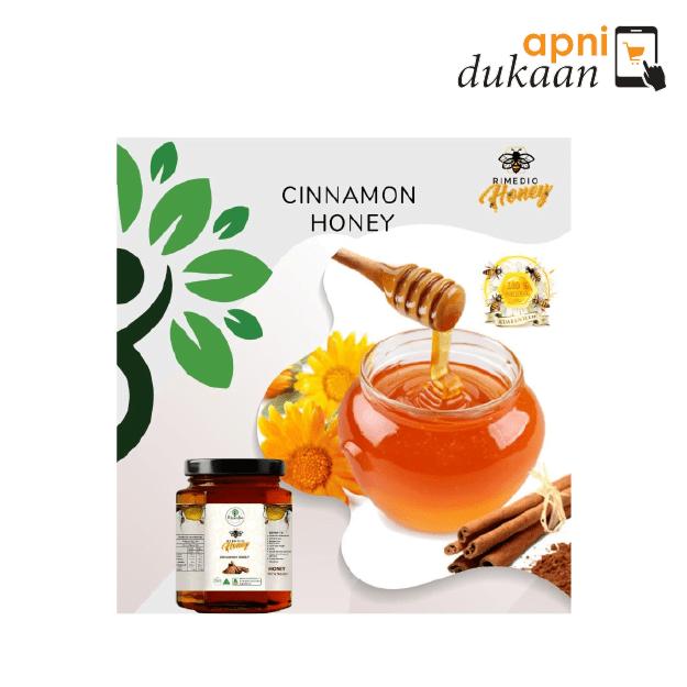 Rimedio Cinnamon Honey 250gm