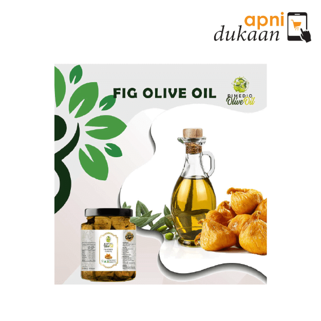 Rimedio Fig Olive Oil 250gm