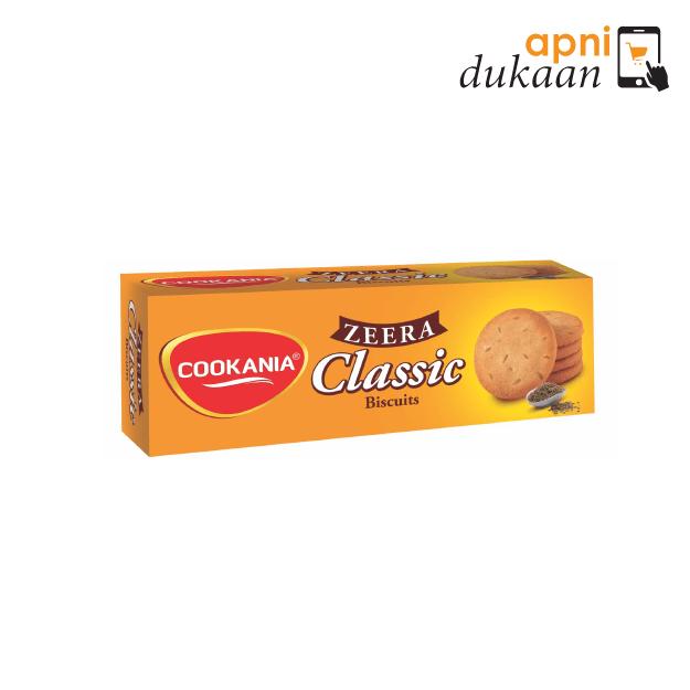 Cookania Zeera Classic Biscuits