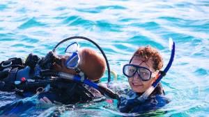 Cour de plongée Rescue Diver à Koh Lanta