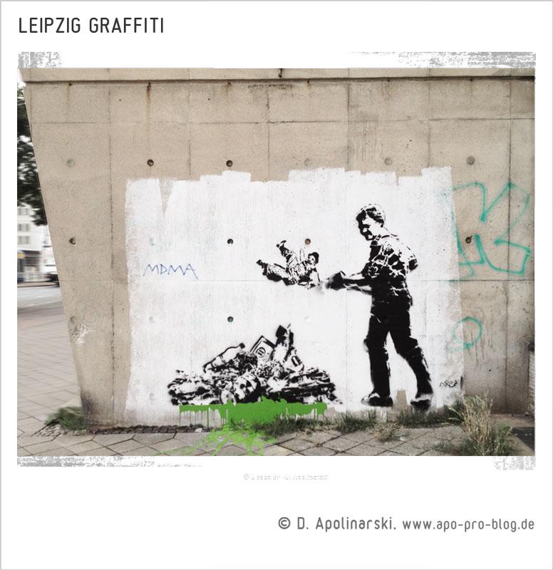 Leipzig, Graffiti - www.apo-pro-blog.de