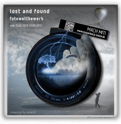 Lost and found, Fotowettbewerb in Chemnitz, 2012 Idee: planart4