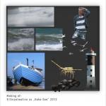 Making of: Hohe See - die 9 Fotos, die für die Fotomontage dienten