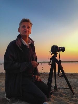 Detlef Apolinarski, Fotoaufnahmen auf der Insel Poel