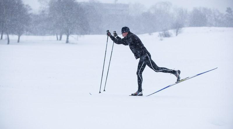 Wintersport stärkt das Herz