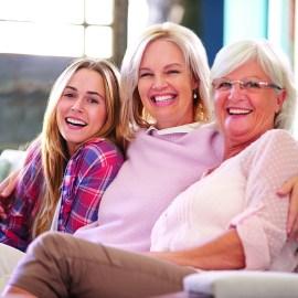 Von jung bis reif: Die optimale Hautpflege
