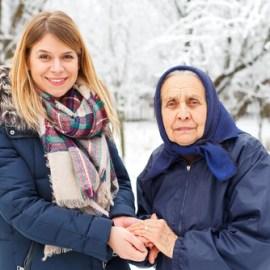 Winterkälte – Wenn die Gelenke schmerzen
