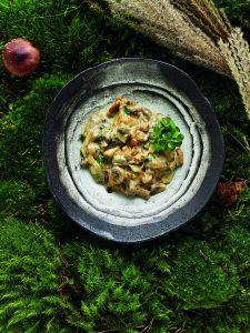 Pilze - Vielfalt, die glücklich macht - Schwammerlgulasch