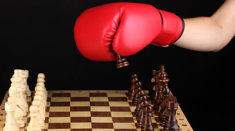 Weltmeister im Schach und Boxen