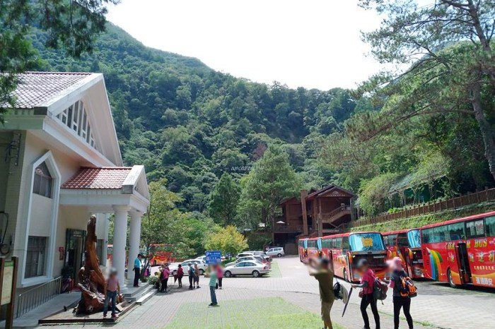 搭台中市公車到八仙山與谷關一日小旅行,交通門票時間安排看這裡!