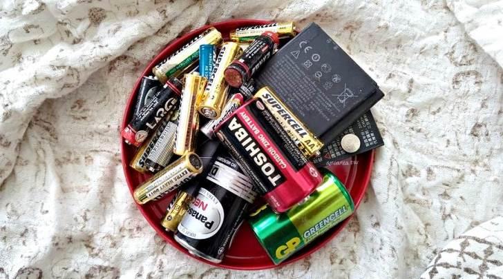 1185978 - 廢電池回收限時加碼活動來囉,每公斤22元,家樂福門市可換現金,7-11、全家折抵消費