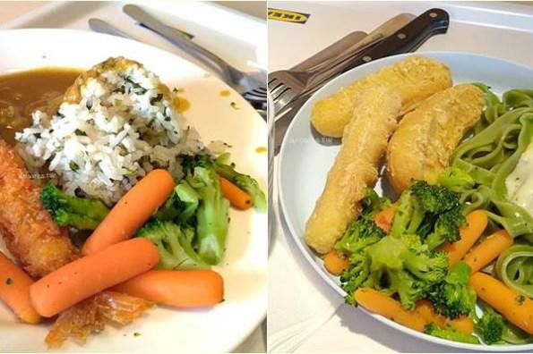 IKEA限時優惠,點主餐就送兒童餐,帶孩子來吃飯免費只到二月底!