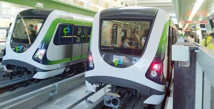 20201010173519 68 - 台中捷運綠線明早六點起恢復試營運,持電子票證(悠遊卡、一卡通及愛金卡)可免費搭乘30天,4/25正式通車