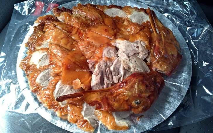20210124190457 100 - 好口味烤鴨。一鴨二吃北京烤鴨,在地老店風味佳,台中脆皮烤鴨