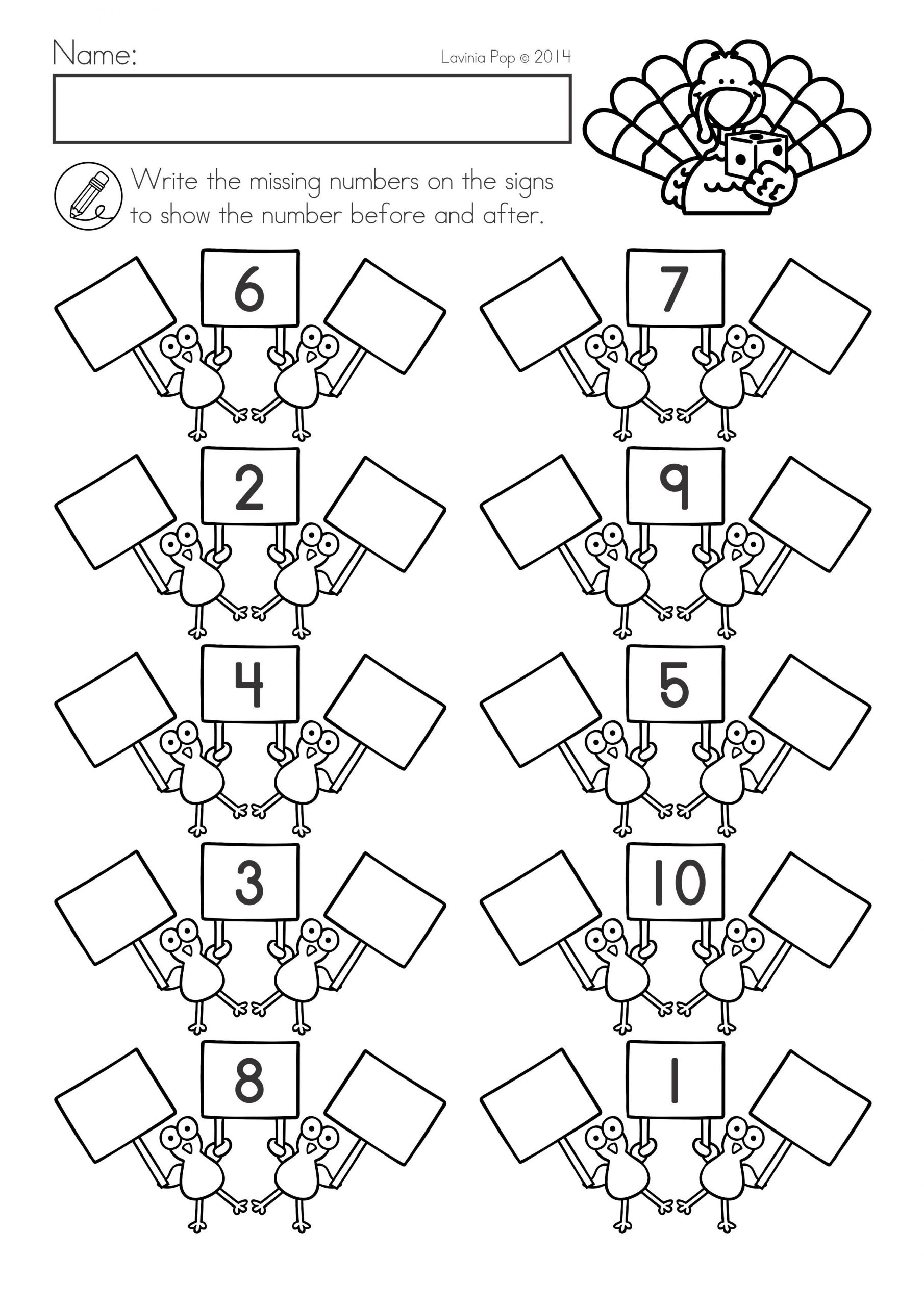 4 Free Math Worksheets First Grade 1 Addition Adding Two