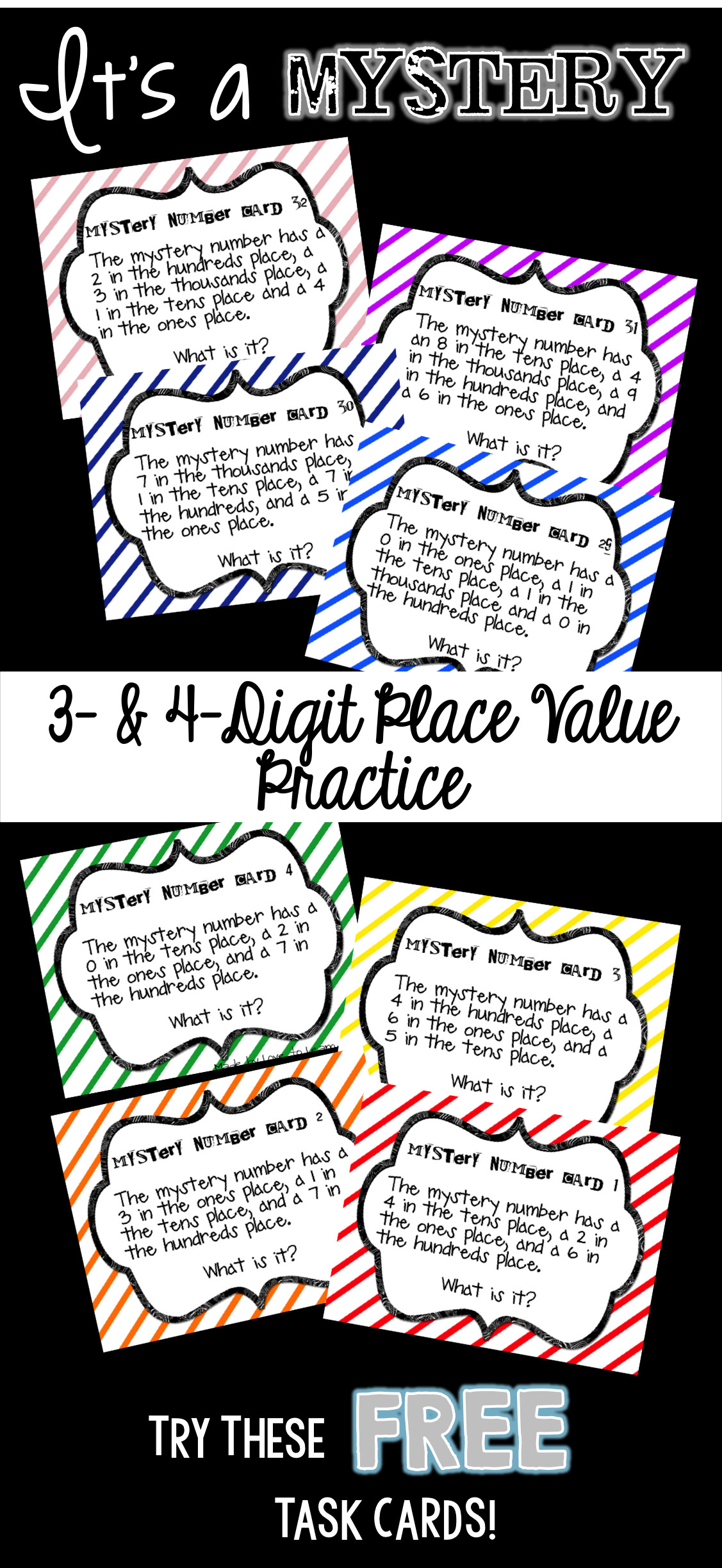 4 Free Math Worksheets Second Grade 2 Place Value Rounding