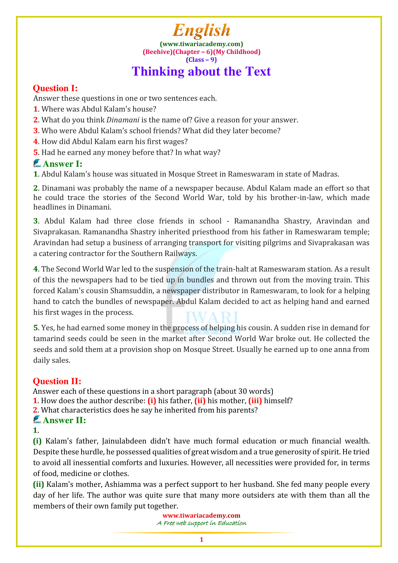 - 9 Grade Reading Worksheets Printable Worksheets And Activities