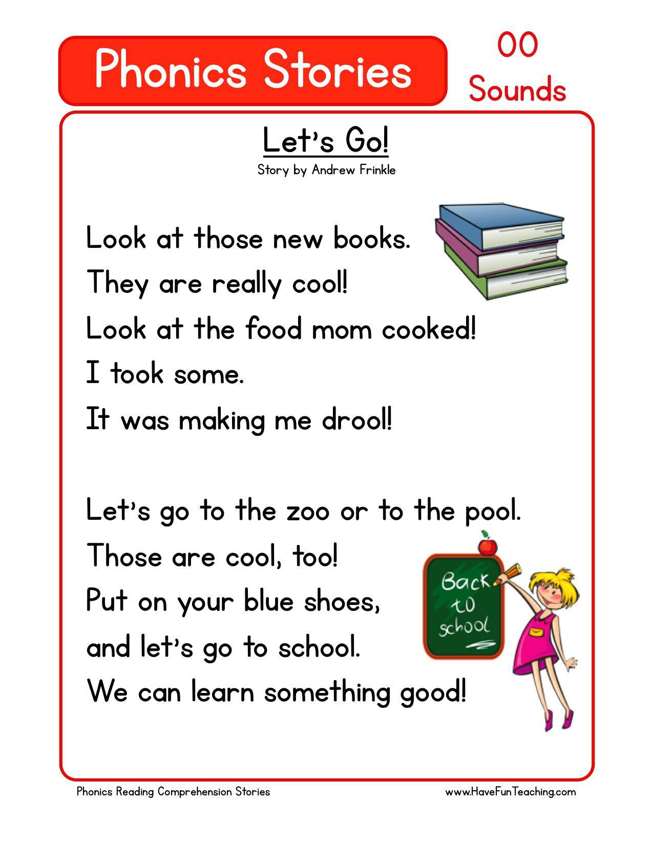 5 Reading Phonics Kindergarten