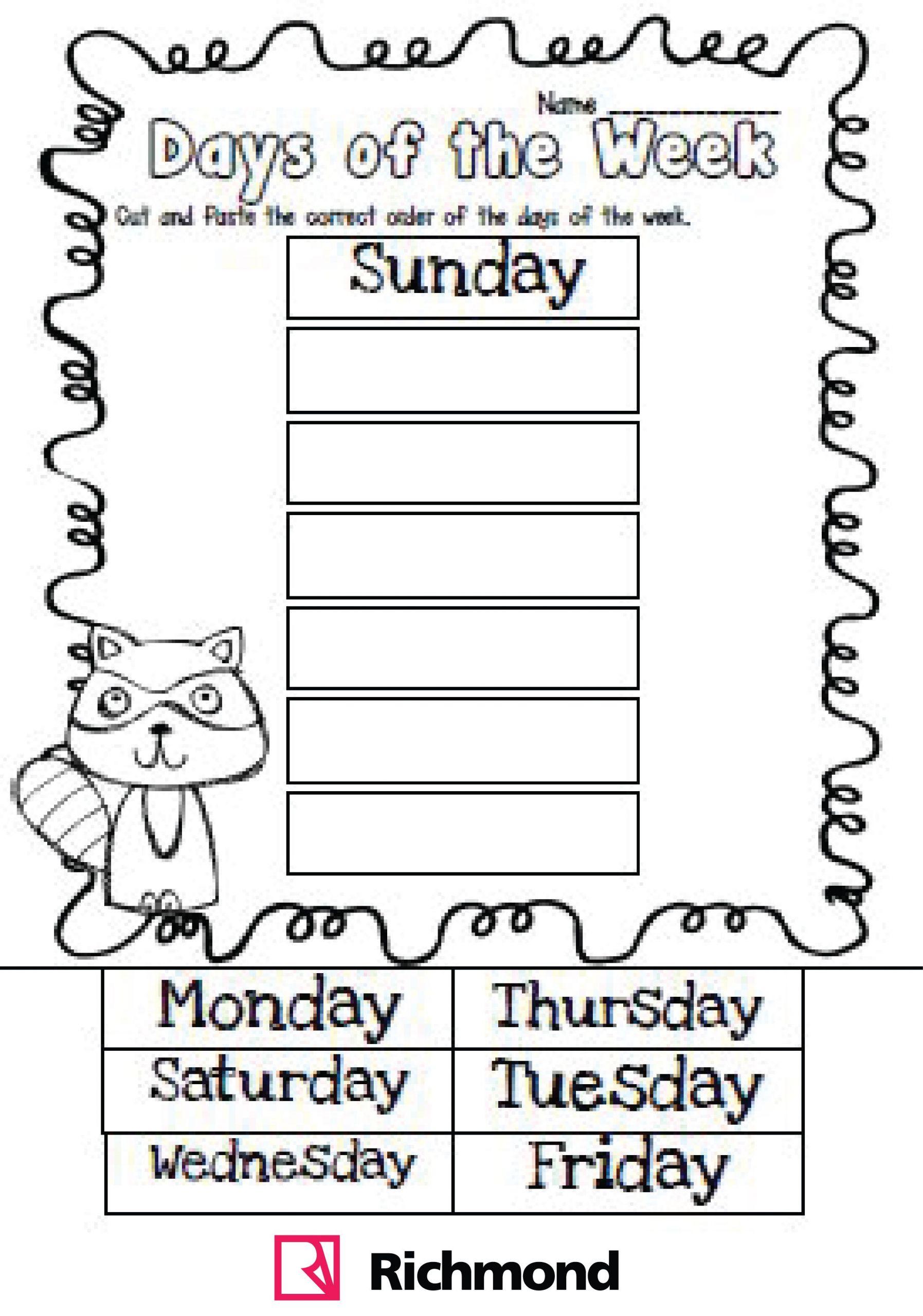 7 Animals Worksheets Preschool Farm