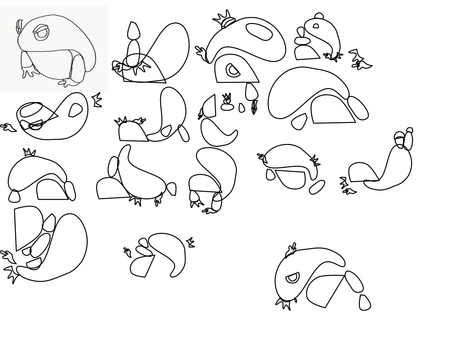 5 Animals Worksheets Preschool For Kids
