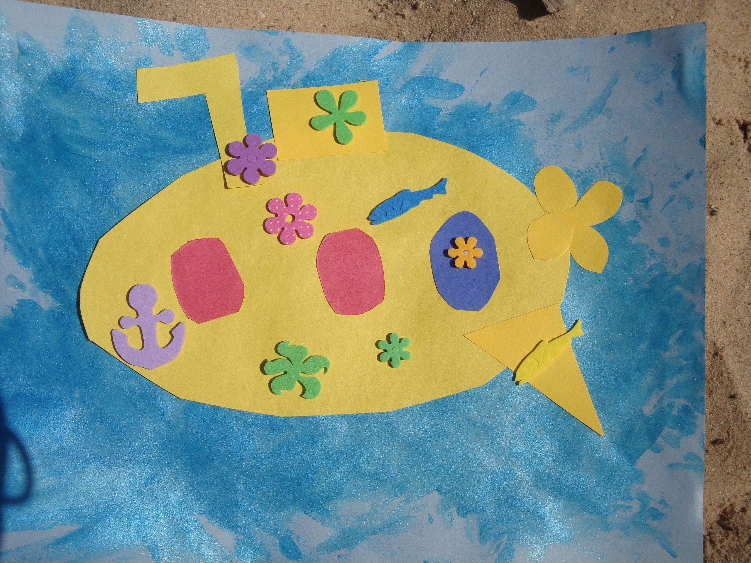 6 Farm Animals Paintings Preschool