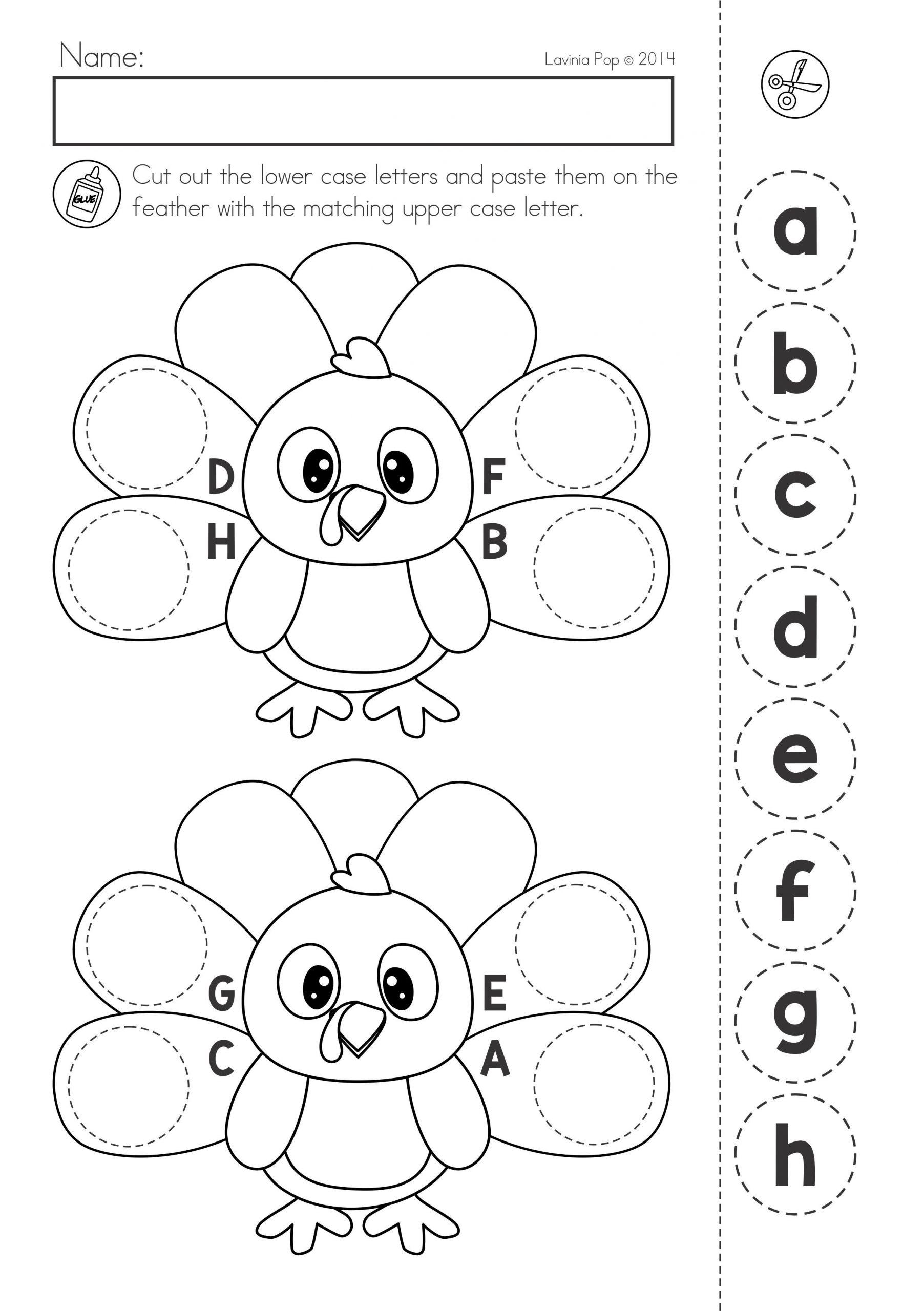 5 Farm Animals Preschool Math