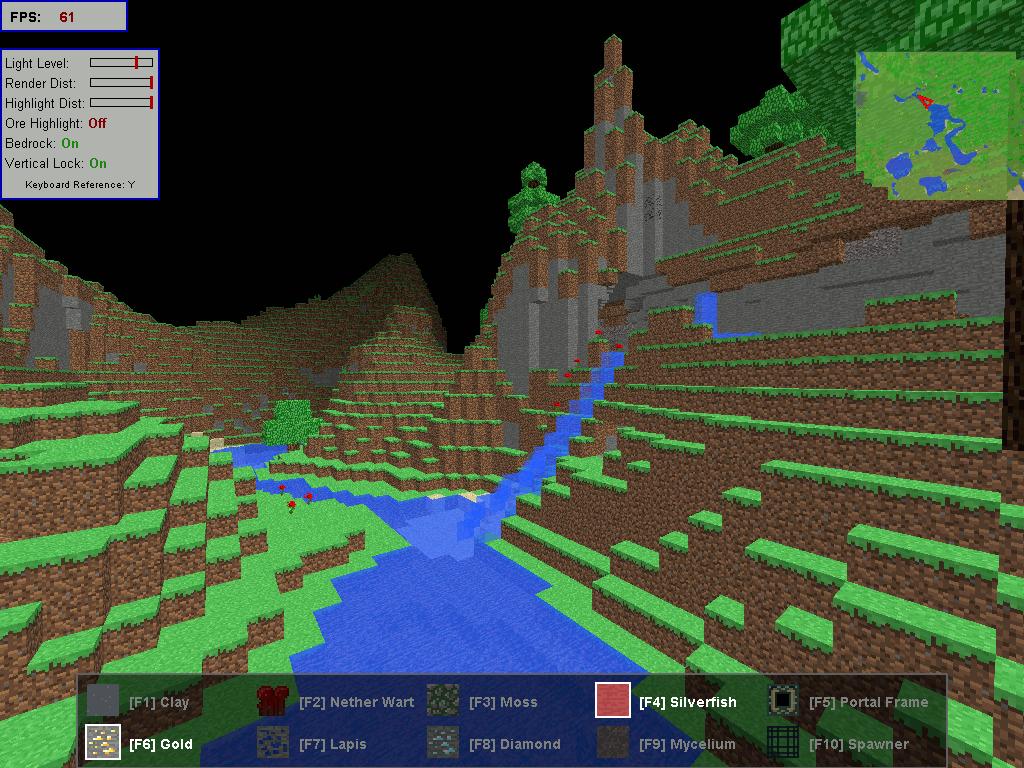 Minecraft X Ray Screenshots