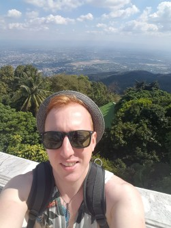 The view from Doi Suthep