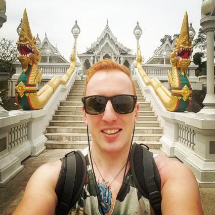 I'm embracing the selfie. Krabi