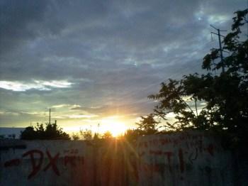1. amanecer