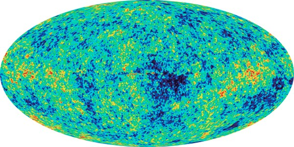 APOD: 2003 February 12 - WMAP Resolves the Universe