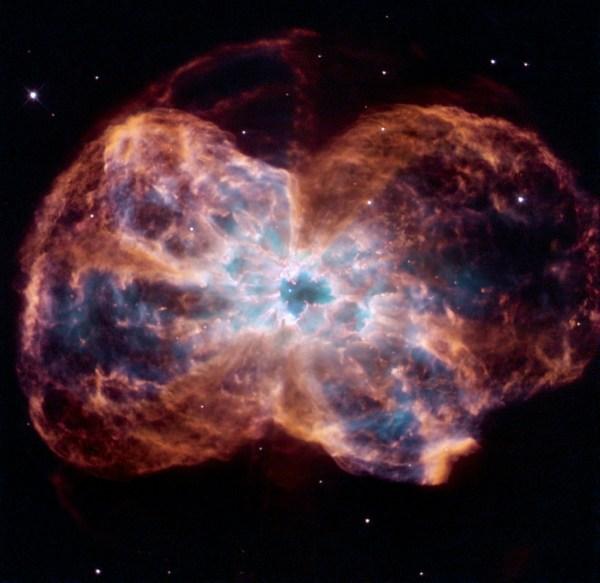 APOD: 2007 February 15 - Planetary Nebula NGC 2440