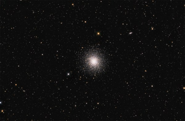 APOD: 2007 May 18 - M13: The Great Globular Cluster in ...