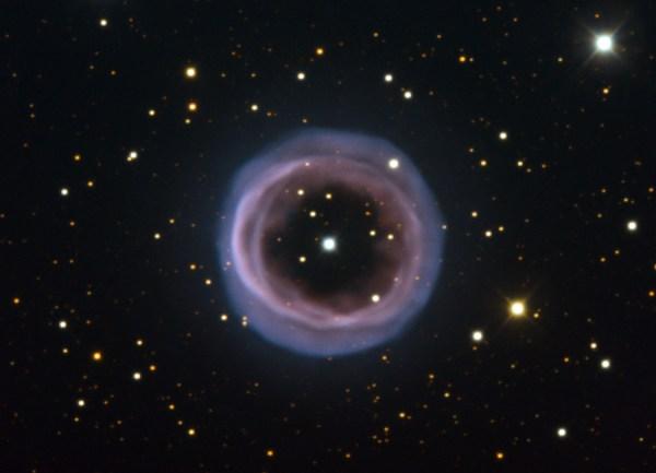 It's Full of Stars — APOD: Shapley 1: An Annular Planetary ...