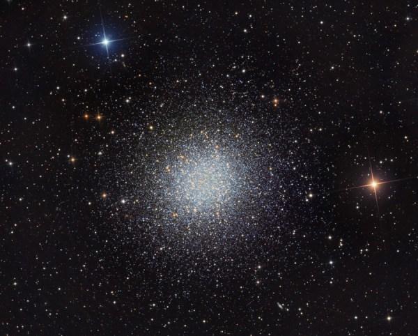 APOD: 2012 June 14 - M13: The Great Globular Cluster in ...
