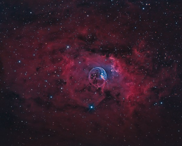 Astronomy Picture of the Day: 02/20/14 – Bubble Nebula