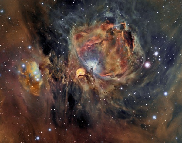 9 High-Resolution Space Wallpapers