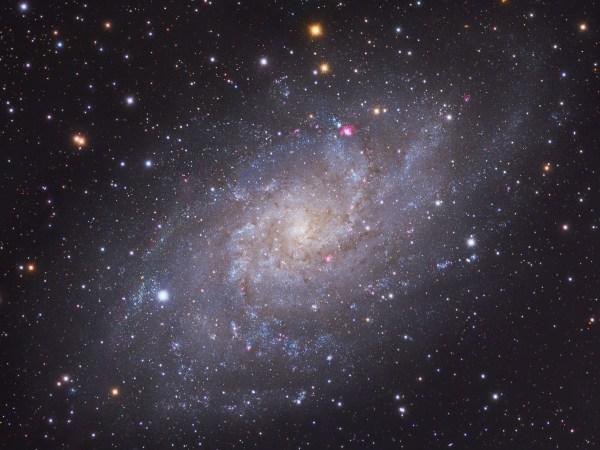APOD: 2016 September 17 - M33: Triangulum Galaxy