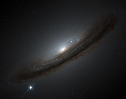 Supernova 1994D NASAESA