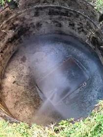 Καθαρισμος φρεατιου στη Νεα Χαλκηδονα