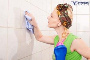 Καθαρό μπάνιο: Χρήσιμες συμβουλές για το καθάρισμα του μπάνιου