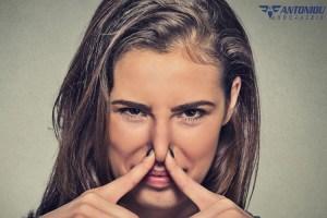 Πως να σταματήσετε τις άσχημες μυρωδιές της αποχέτευσης