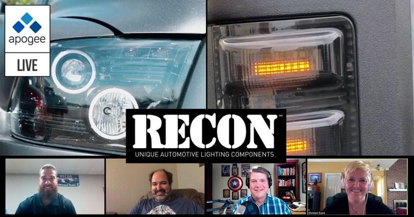 Apogee Live: RECON